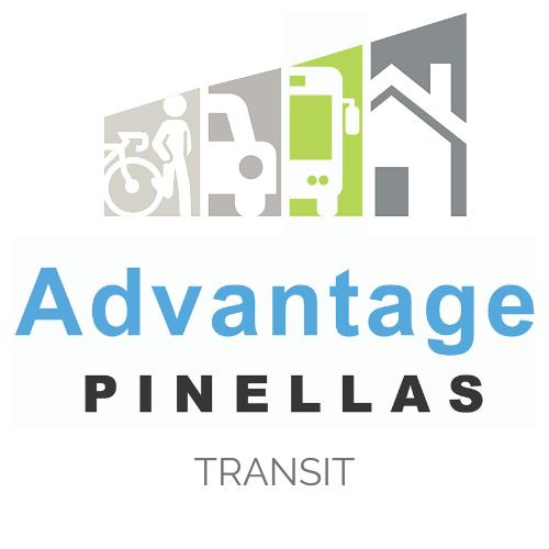 Advantage Pinellas Transit site